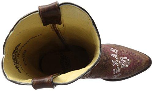 Gameday Stiefel Damen Ncaa Texas A & M Aggies 33 Cm Leder Messing
