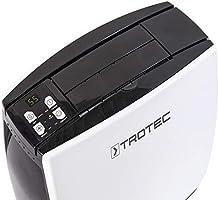 TROTEC Deshumidificador eléctrico TTK 29 E / 10L / Desagüe 2,3 L ...