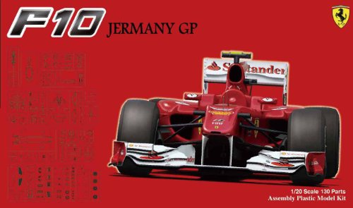 Ferrari F10 German GP (Model Car)