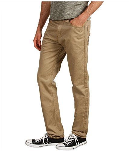 Levi´S Wash Tapered Khaki Vaquero Twill Beige 508 Soft British AvAarqZ0