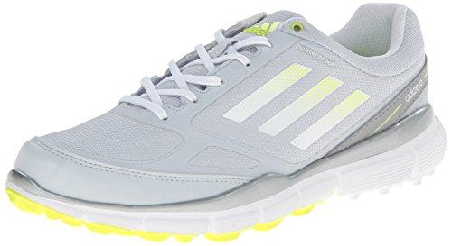 Adidas Women's Adizero Sport II Golf Shoe ,Mid Grey/White...