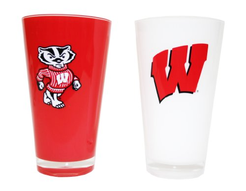 NCAA Wisconsin Badgers 20-Ounce Insulated Tumbler - 2 - Wisconsin Outlets