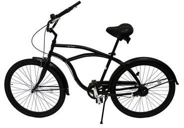 extra(エクストラ) 自転車 ビーチクルーザー 男性用 MBLK B00S5X0LM6