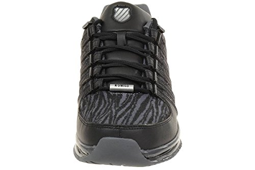 Hommes Baskets Spt Noir Cuir Imprimé Style Tigre swiss Rinzler Edition K Limited Chaussure 1trUWA1qFw