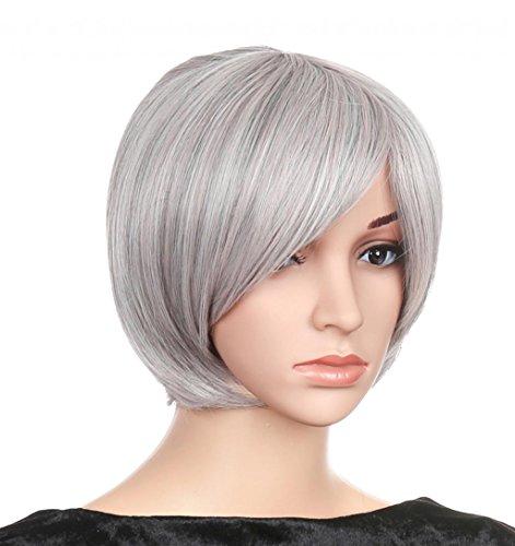 LOUIS (Short Grey Wig)