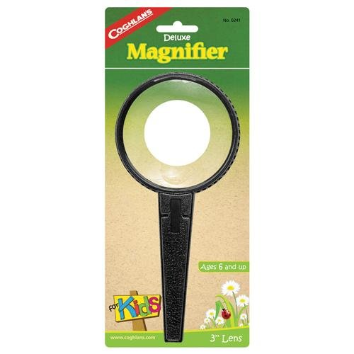 Coghlans Magnifier for Kids - Magnifier Carded