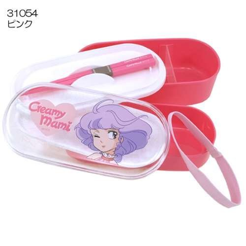 Angel Creamy Mami 2 stage pink lunch box of magic (japan import)