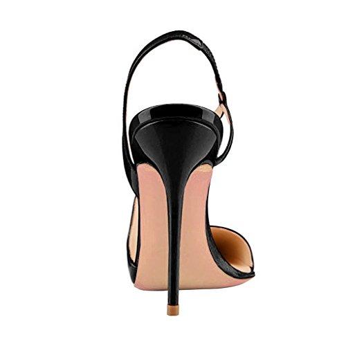 kolnoo des kolnoo noir, des kolnoo souliers fermés yzwv des femmes aee40f