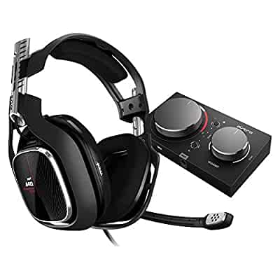 Amazon com: ASTRO Gaming A40 TR Wired Headset + MixAmp Pro TR with