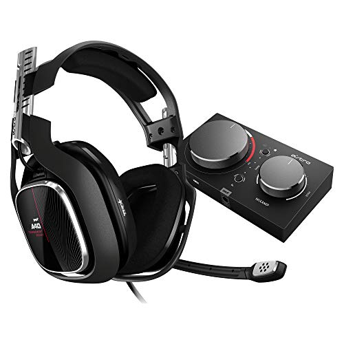 ASTRO Gaming A40 TR Wired Headset + MixAmp Pro TR with Dolby Audio for Xbox One, PC, Mac ()