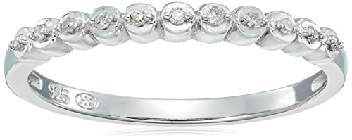 Diamond Accent Band Ring - 3