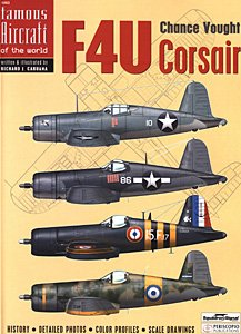 Chance Vought F4U Corsair - Famous Aircraft of the World No. 3 (6003) ()