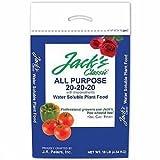 Jack's Classic 10lb Bag Professional All Purpose 20 20 20 Fertilizer Plant Food For Sale