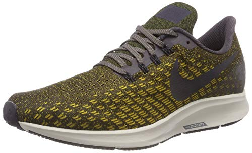 Air Pegasus Grey 007 Thunder Zoom NIKE Multicolore Running Grey Uomo Scarpe 35 Citron Dark Oil qFgPxd