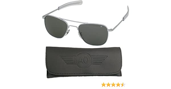 Amazon.com   AO Eyeware 10700 Genuine Government AIR Force Pilots Sunglasses    Pilot Suglasses   Sports   Outdoors 78c39869513