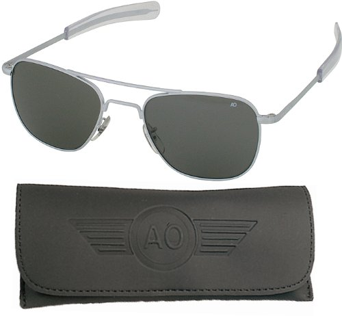 AO Eyeware 10700 Genuine Government AIR Force Pilots Sunglasses