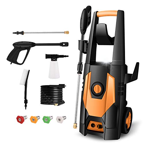 mrliance-3600PSI-Electric-Power-Washer-1800W-20GPM-House-High-Pressure-Washer-with-4-Adjustable-Nozzles-Spray-Gun-and-Detergent-Bottle-for-Cars-Fences-Patios-Garden-CleaningOrange