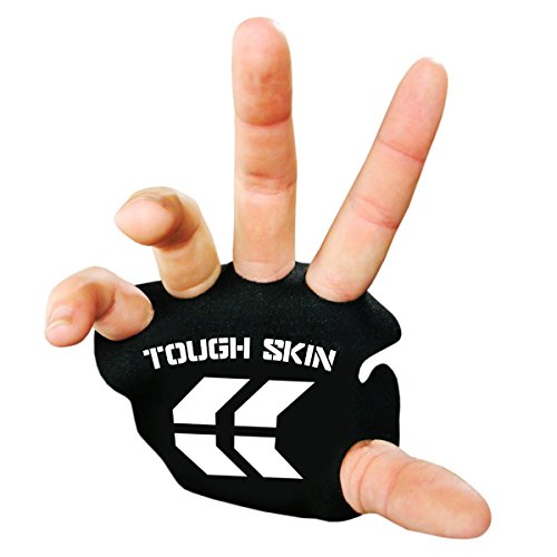 Striker 00113 Tough Skin Gloves Lightweight Fingerless Palm Protection, Large
