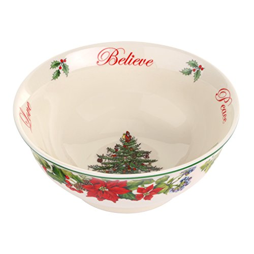 Spode Christmas Tree 2016 Annual Edition Revere Candy Bowl