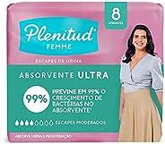 Plenitud Absorvente Ultra, Femme, 8 unidades