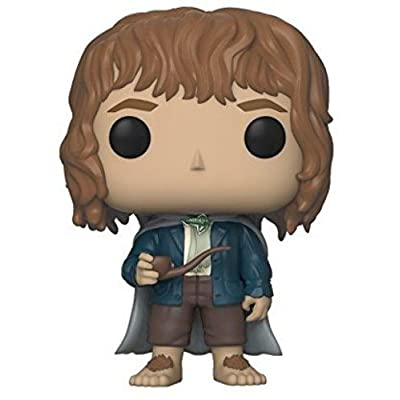 Funko POP! Movies: Lord of The Rings - Pippin Took Collectible Figure: Funko Pop! Movies:: Toys & Games