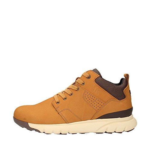 Lumberjack SM34505 Giallo e Nero Sneakers Scarpe Uomo Calzature Comode Giallo
