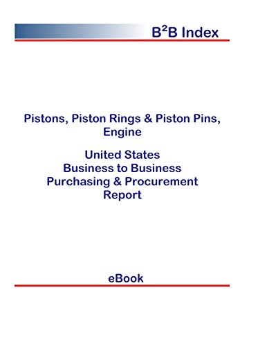 Engines Piston Ring - Pistons, Piston Rings & Piston Pins, Engine B2B United States: B2B Purchasing + Procurement Values in the United States