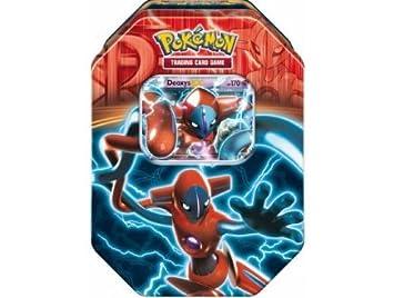 Pokemon Rot Karte.Pokebox Deoxys Packs Rot Karte Pokemon Amazon De Spielzeug