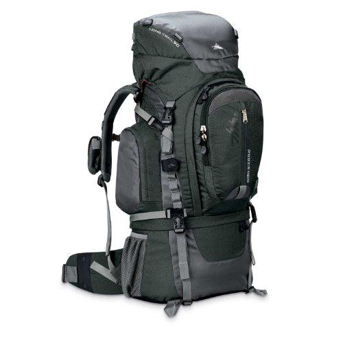 UPC 040176999913, High Sierra Long Trail 90 Frame Pack (Graphite, Tungsten)
