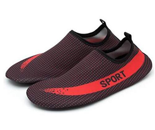 Water Zalock Red Women's Red 4 Shoes UqRwpax5qS