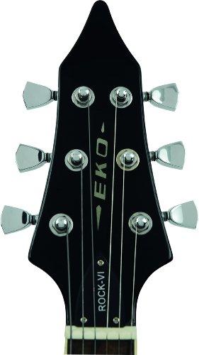eko rock vi sunburst electric guitar buy online in uae musical instruments products in. Black Bedroom Furniture Sets. Home Design Ideas