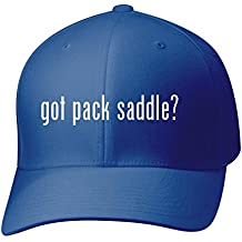 BH Cool Designs Got Pack Saddle? - Baseball Hat Cap Adult