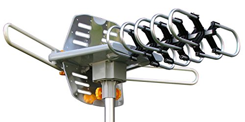 Amplified HD Digital Outdoor HDTV Antenna