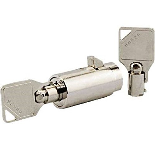 Dixie Narco T Handle 7-Pin Inner Cylinder lock for Vending machine Pop machine (Pin Dixie)
