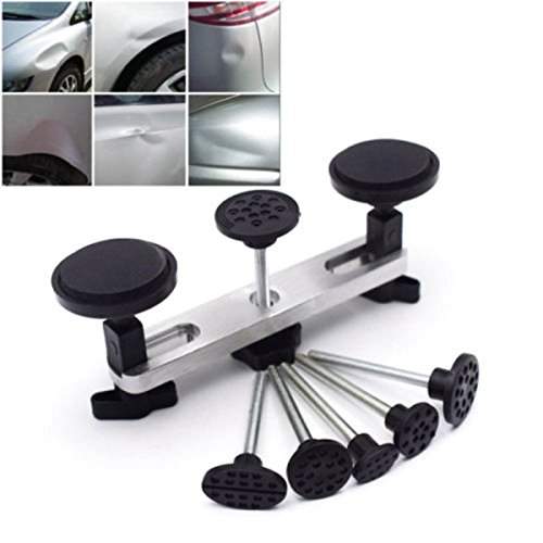 Paintless Dent Repair Puller Bridge Car Body Hail Dent Removal Kit PDR Tool Fine by Ting Ao (Image #9)