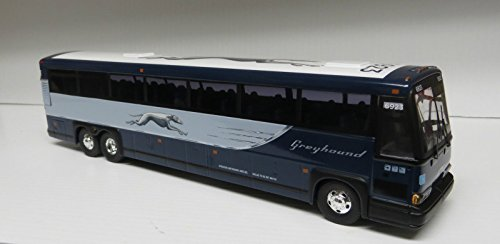 Corgi Diecast MCI DL3 Bus 53412 Greyhound Neoclassic 11