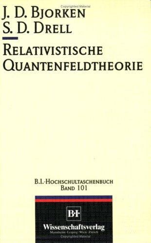 Relativistische Quantenfeldtheorie