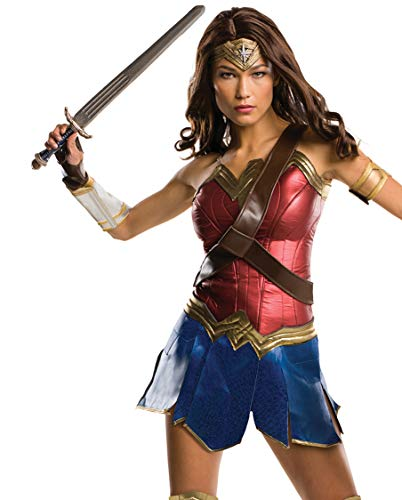 Replica Wonder Woman Costume - Rubie's Costume Girls Justice League Wonder