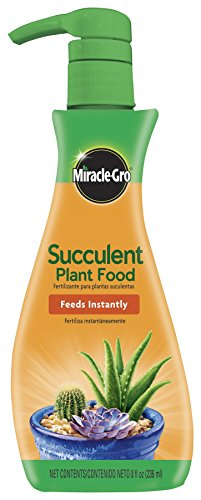 Aloe 8 Ounce Bar - Miracle-Gro Liquid Succulent Plant Food, 8 Ounce