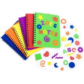 Fun Express BB017400 Notebook Activity Kit - 12-Pack ()