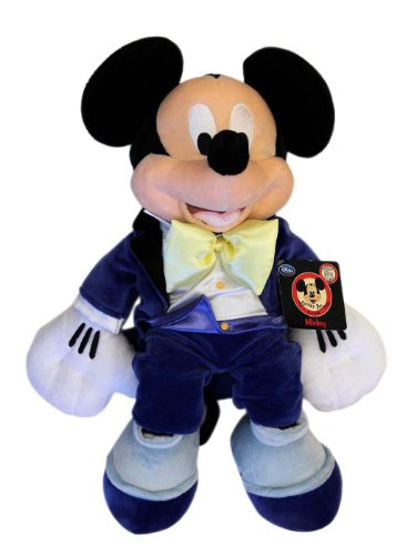 Disney Mickey Mouse Plush - Mickey Mouse Club Guest Star Day - 17''