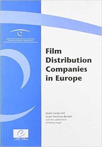 Film distribution companies in Europe Communication: Amazon