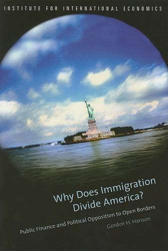 Why Does Immigration Divide America?: Public Finance and...