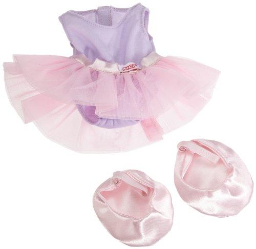NICI Dress Your Friends Outfit Set Ballerina