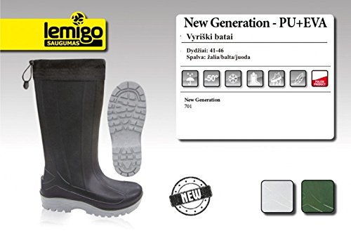 Lemigo New Generation 710 Boots, Size 42R