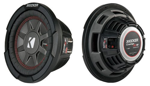Kicker Comp RT672 extra flat 16.5 cm subwoofer