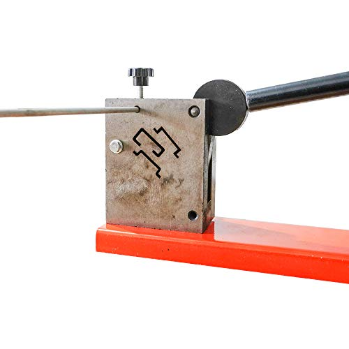(Manual DIN Rail Cutter for three Specifications Aluminum Alloy and Steel Rail G type rail Cutting )