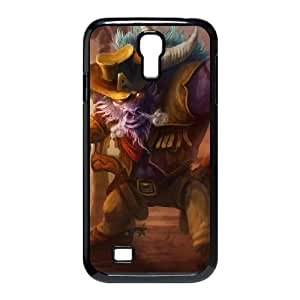 Samsung Galaxy S4 9500 Cell Phone Case Black League of Legends Longhorn Alistar LOL-STYLE-5415