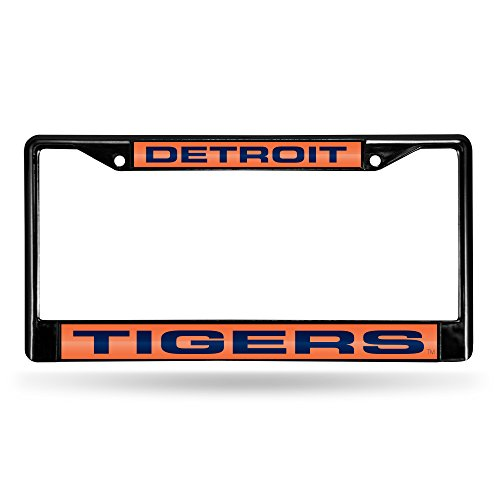 tigers license plate frame - 6