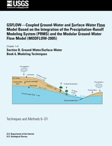 Read Online GSFLOW?Coupled Ground-Water and Surface-Water Flow Model Based on the Integration of the Precipitation-Runoff Modeling System (PRMS) and the Modular Ground-Water Flow Model (MODFLOW-2005) pdf